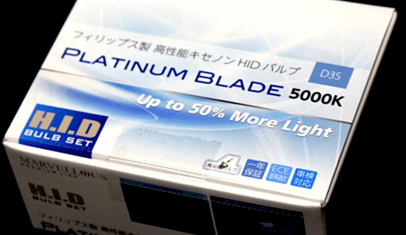 フィリップス PLATINUM BLADE 5000K