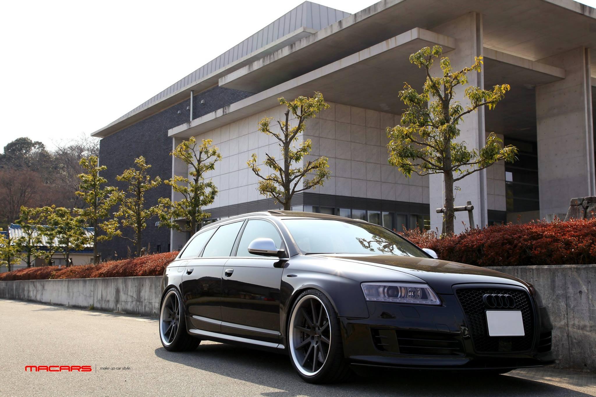 Audi RS6 Avant/4F