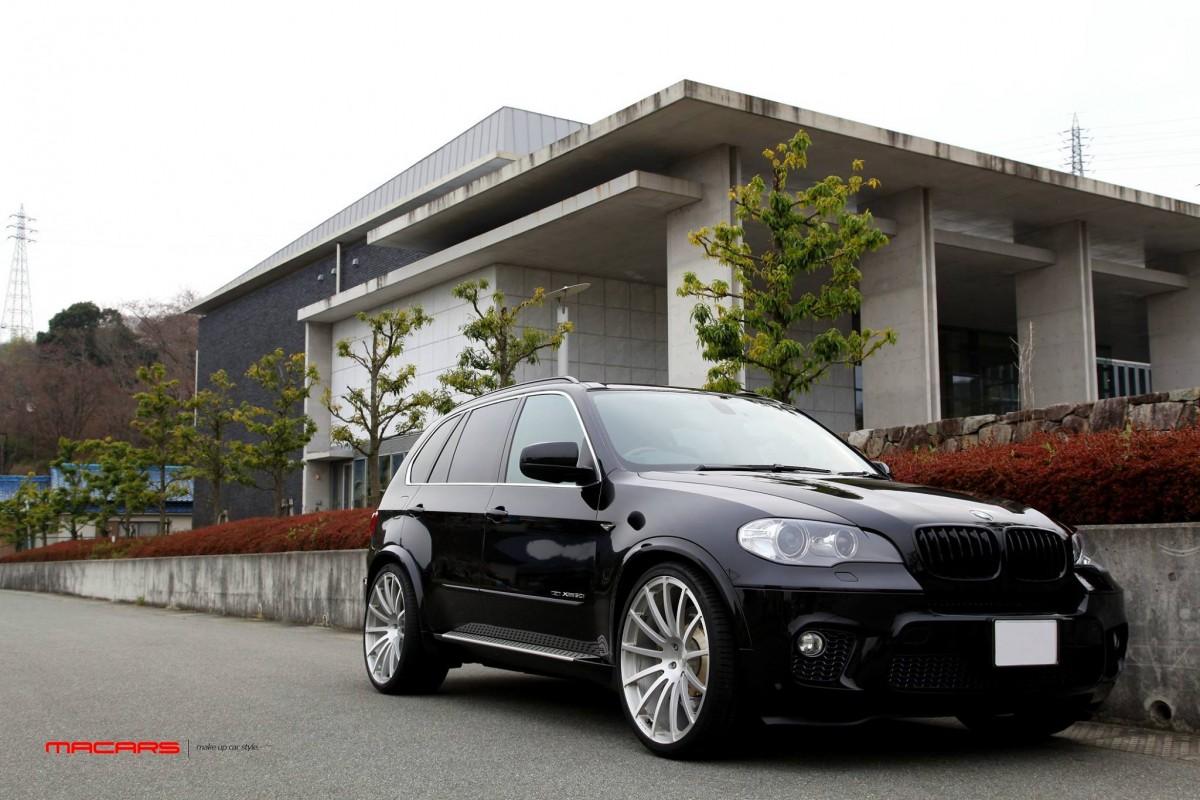 BMW X5/E70 50i M-Sport