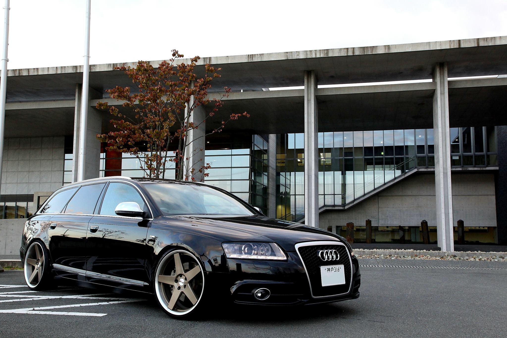 Audi A6/4F 3.0TQ Avant