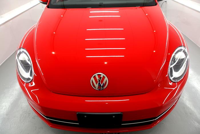 VW THE BEETLE & 車輛販売+磨き+ガラスコーティング!!