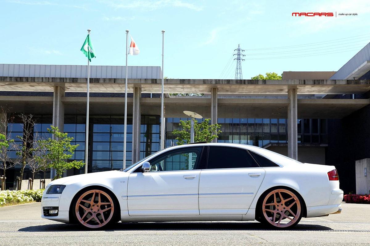 Audi S8/4E 5.2 FSI V10