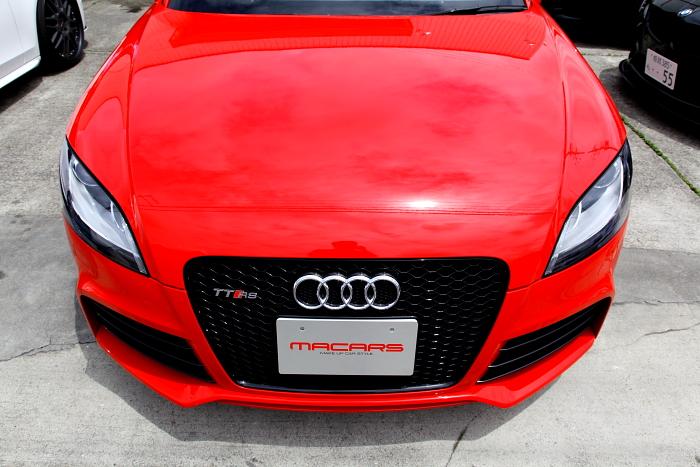 Audi TTRS Plus & Audi TTS & Audi TT/8J 新規様ご来店!!