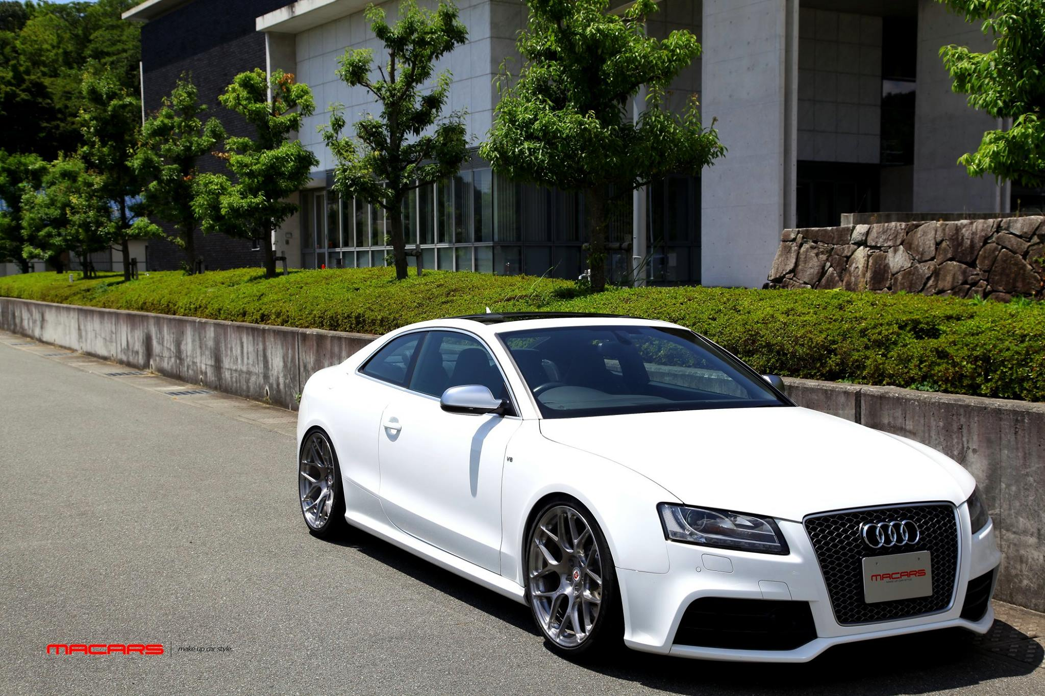 Audi RS5/8T Coupe