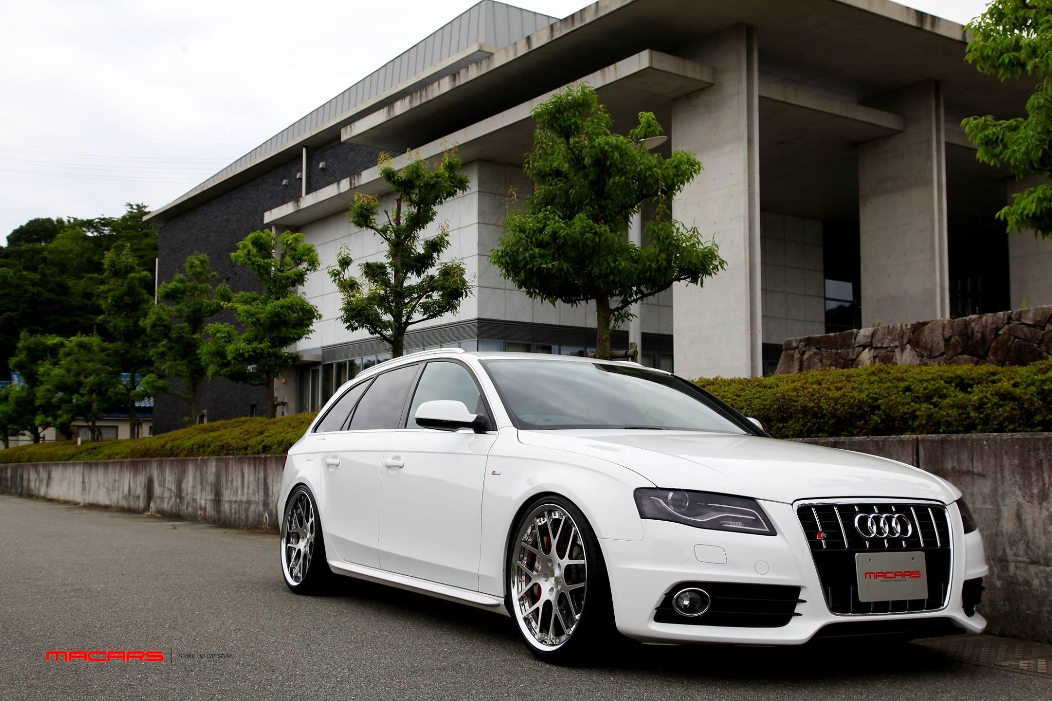 Audi A4/B8 2.0TQ Avant