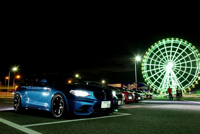 ナイトツーリング & Audi S4/B8+A5/SB & ステアリング+シフト+ペダル+低ダストパッド!!