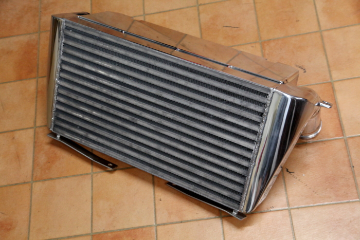 BMW F22/M235i & EVOLUTION RACE WERKS InterCooler Full Kit装着+取扱い開始!!