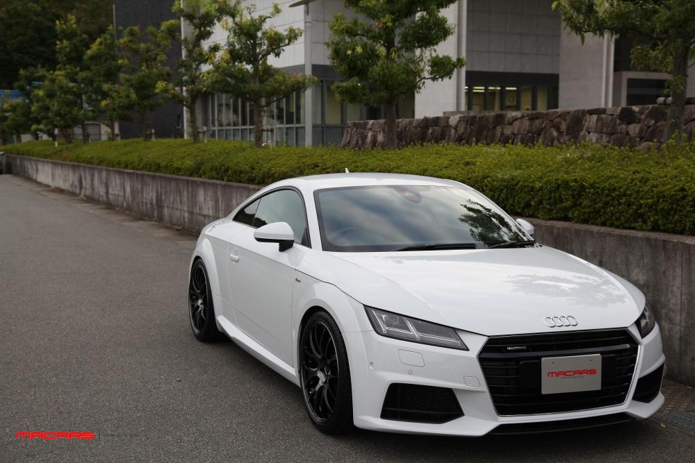 Audi TT/8S S-Line