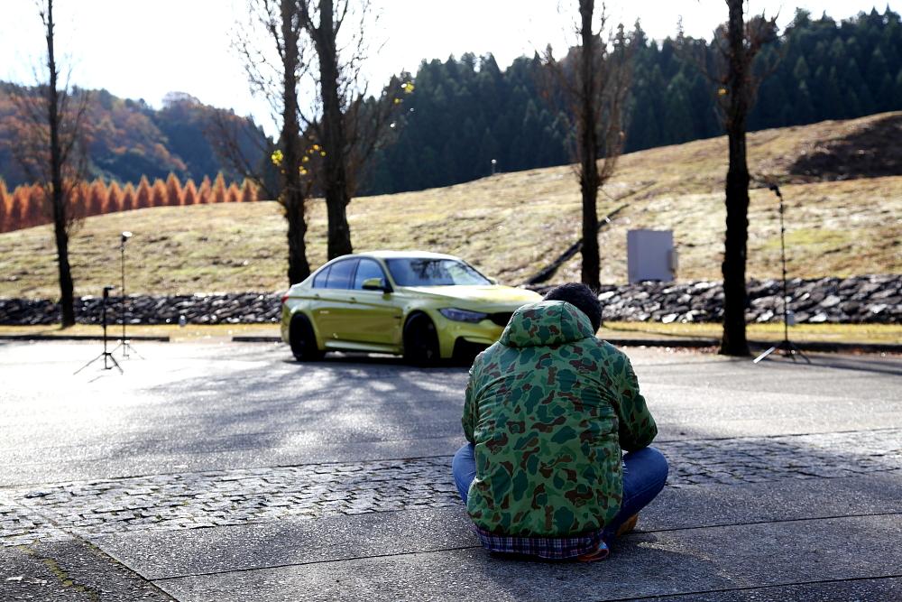 BMW F80/M3 & eS4撮影+ホイール洗浄+ガラスコーティング+CERAMIC PROコーティング施工!!