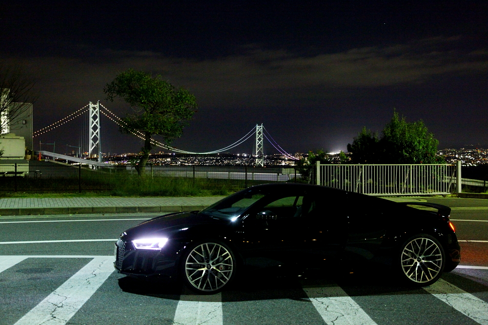 "Audi A5/B8.5クーペ & BC FORGED HB05 20""装着!!"