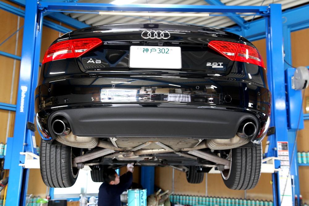 Audi A5/SB & 車両販売+メンテナンス!!