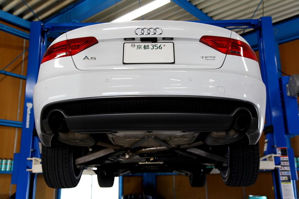 Audi A5/SB+オイル交換+PEDAL BOX & Audi A4/B8+cpm装着!!