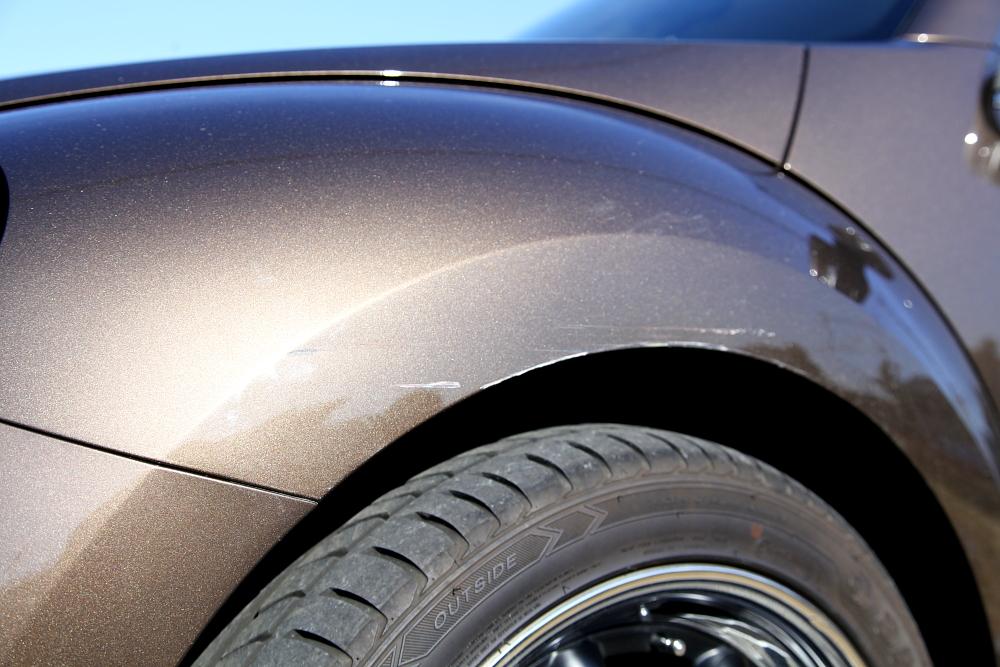 VW THE BEETLE & 板金・修理!!