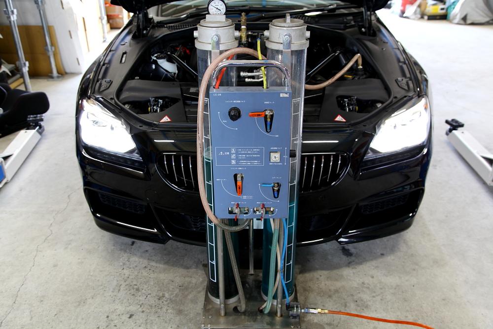 BMW F12/640i & 車検・メンテナンス!!