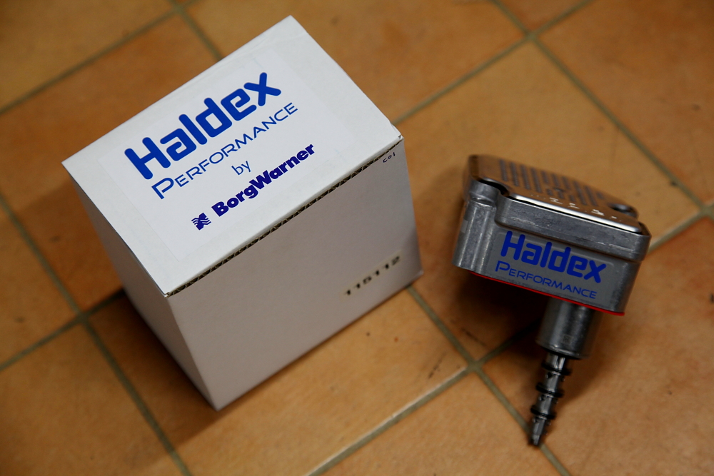 Audi TTRS/8J & Haldex Perfomance+NUTECオイル交換!!