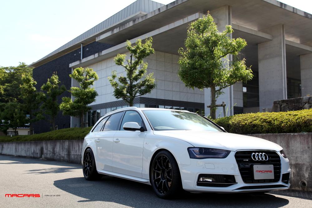 Audi A4/B8.5 Avant