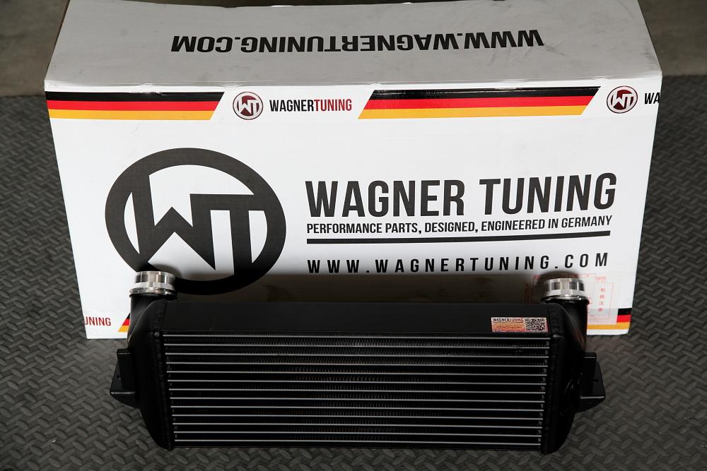 BMW F87/M2 & WAGNER TUNINNGキャンペーン+EVO2インタークーラー装着!!