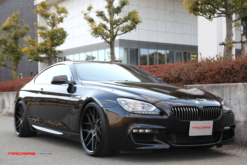 BMW F13/640i Coupe
