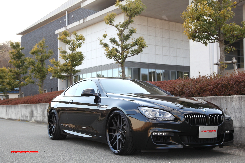 BMW F13/640i Coupe
