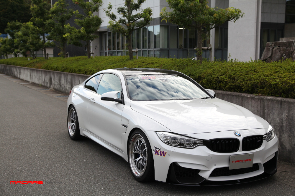 BMW F82/M4 Coupe