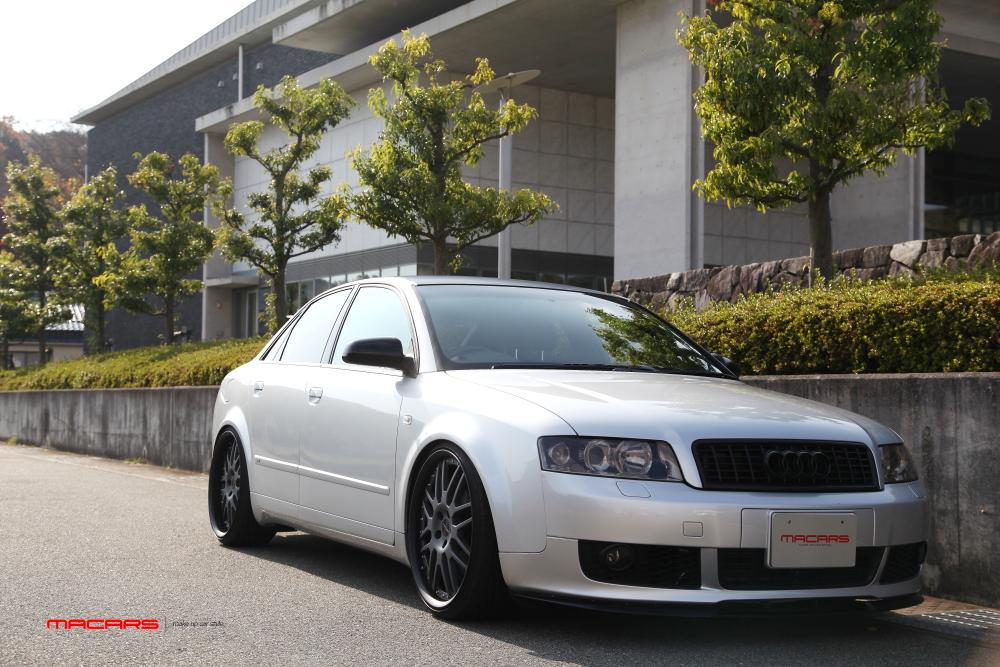 AUDI A4/B6 1.8TQ