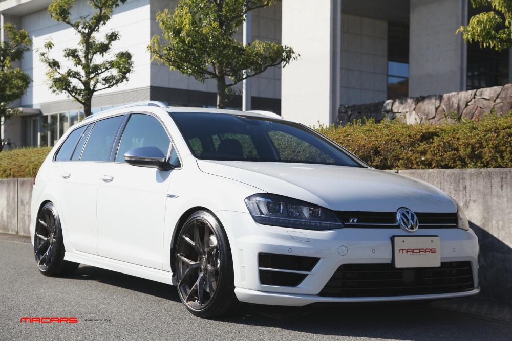 VW GOLF-R/mk7 Variant