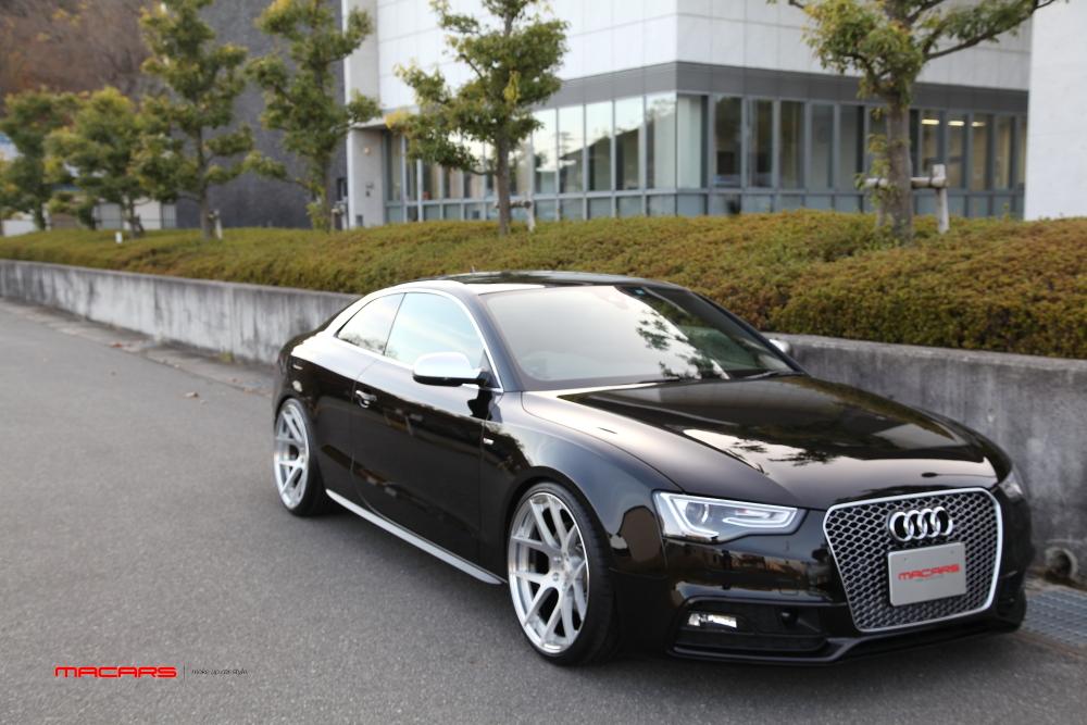 AUDI A5/B8.5 2.0TQ Coupe