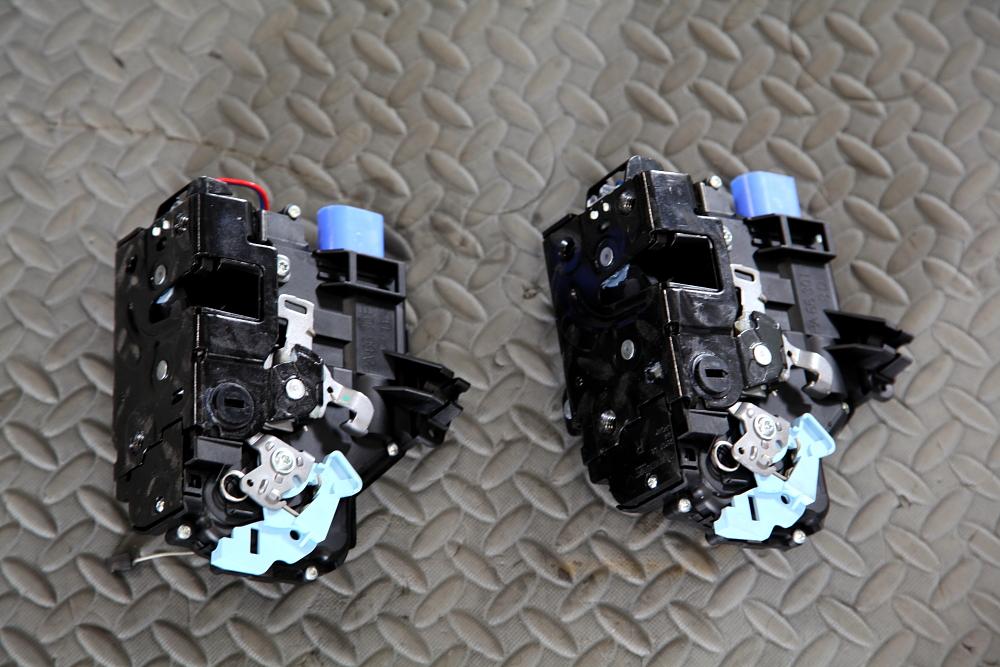VW MK5/GTI & ドアロックモーター交換+NUTEC NC900+NC-202施工+GYEON洗車!!