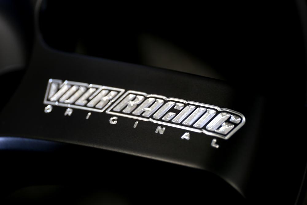 """BMW F80/M3 & VOLK TE37 ULTRA 19""""特注マットブラック装着!!"""