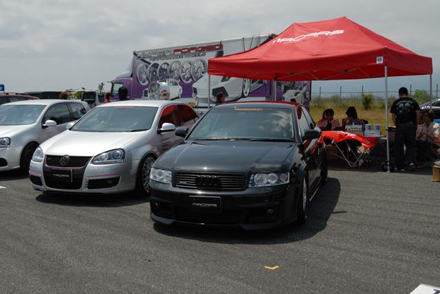 af impスーパーカーニバル2010出展!!