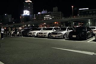 Euro Night&鮎のつかみどり!!