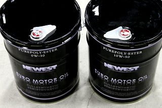 NEWEST EURO MOTOR OIL入荷!!