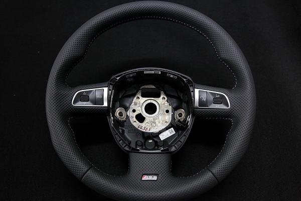 Audi A4/B8アバント+ハンドル+スタビ+3M!!