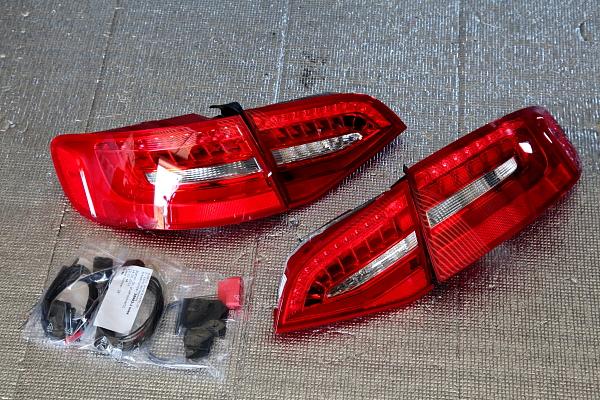 NEW Audi A4/アバント用LEDテールKIT!!