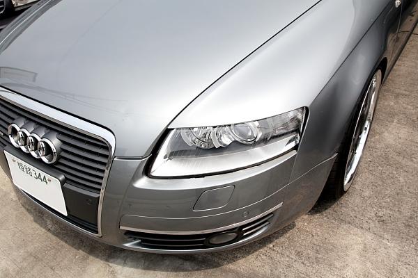 Audi A6/4Fアバント+S6へフェイスコンバート!!