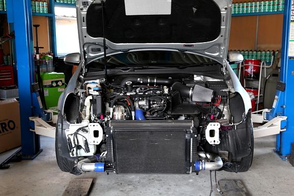 VW JETTA +修理=MACARS STYLE!!
