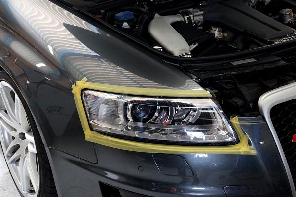 Audi RS6/4F + Rdd製BIG ROTOR KIT + パウダーコート + メンテナンス!!
