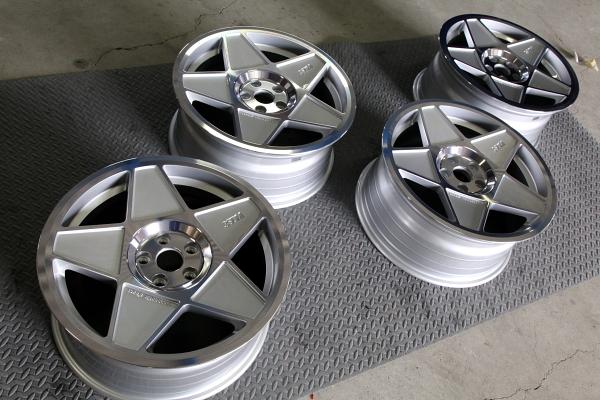 "VW MK6/GTI & 3SDM 19""装着!!"