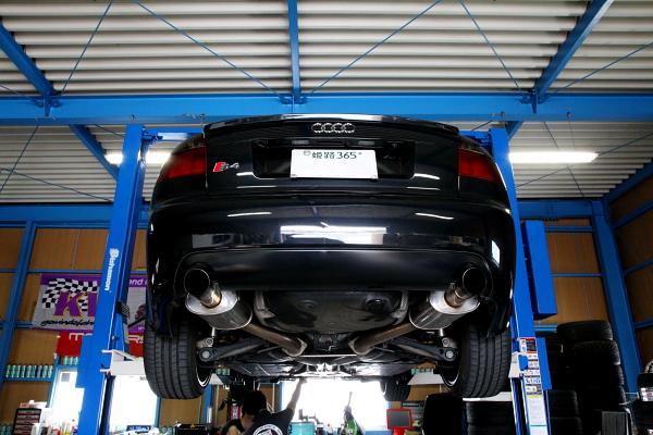 Audi S4/B6 & メンテナンス+車輛販売!!