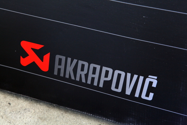 BMW F06/M6グランクーペ & 『AKRAPOVIC』 Evolution Line装着!!
