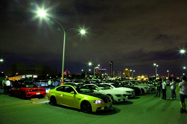 ユーロナイト2014 & BMW E90/M3 タイヤ交換+スタビ交換+アライメント調整!!