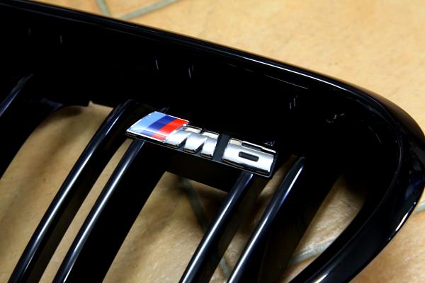 BMW F06/M6 & F10/M5+グリル+プロテクション・フィルム施工+コーディング変更+アライメント調整!!