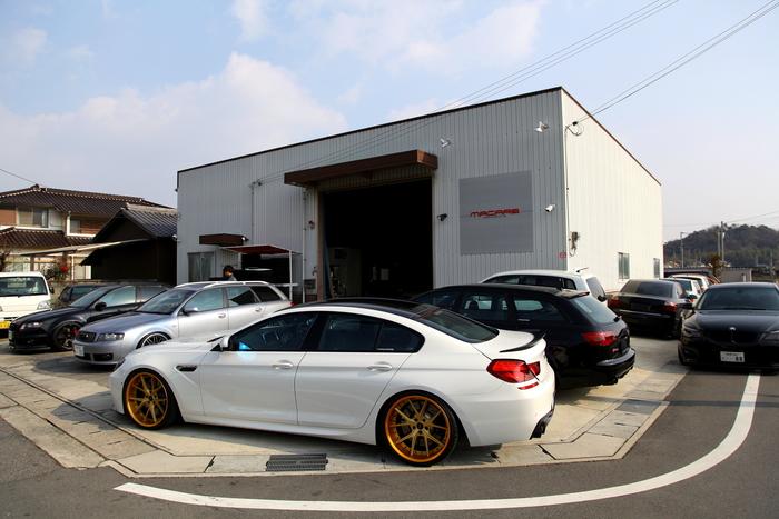 2014年業務終了 & BMW MINI R56 JCW+オイル交換+AKRAPOVIC装着!!