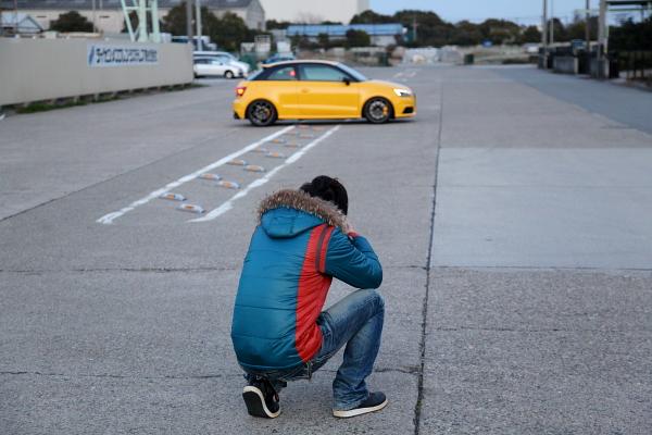 Audi S1 & eS4撮影!!