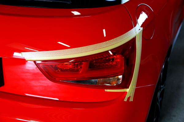 Audi A1/8X & ペイント・プロテクションフィルム施工!!