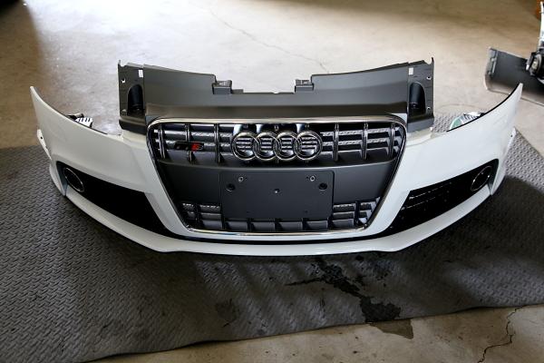 Audi TTR & TTSバンパー+ST車高調+車輛販売!!