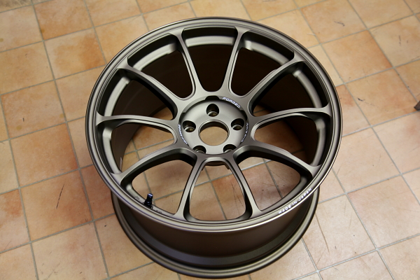 "Audi A5/SB & VOLK ZE40 FACE3 19""ブロンズアルマイト!!"