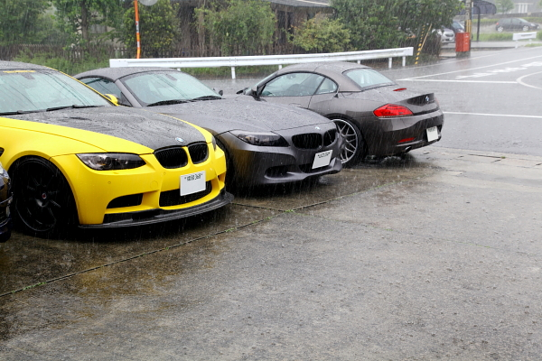 BMW E92/M3 & KW ClubSport 2WAY装着!!