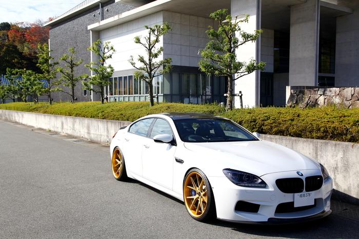 BMW bmw 6シリーズ グランクーペ カスタム : macars.net