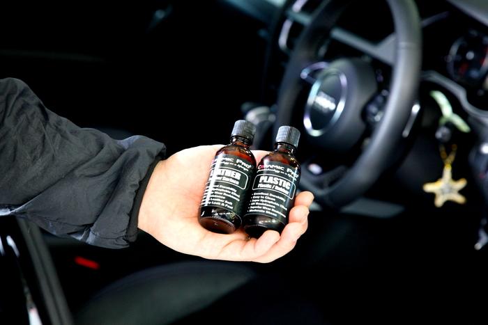 Audi A4/B8 & 『CERAMIC PRO』インテリアコーティング施工!!